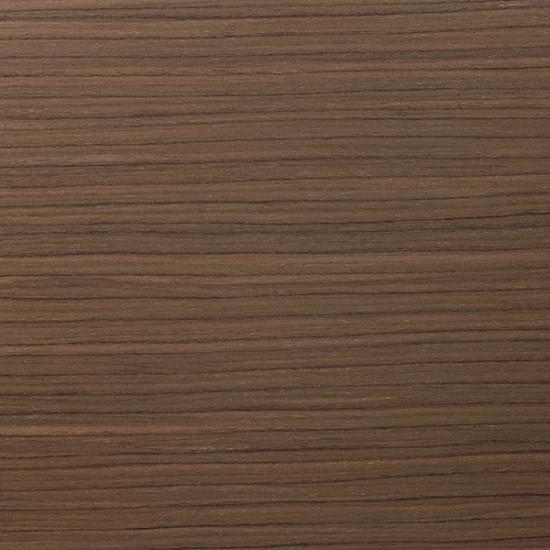 Flush door black walnut palette