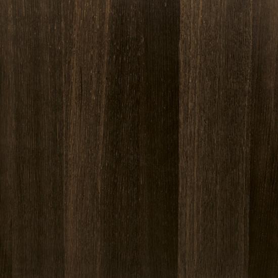 Flush door heat treated brushed oak palette