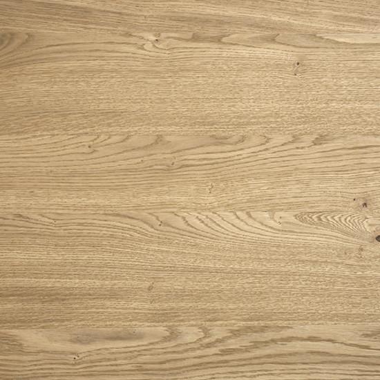 Flush door natural oak with knots palette