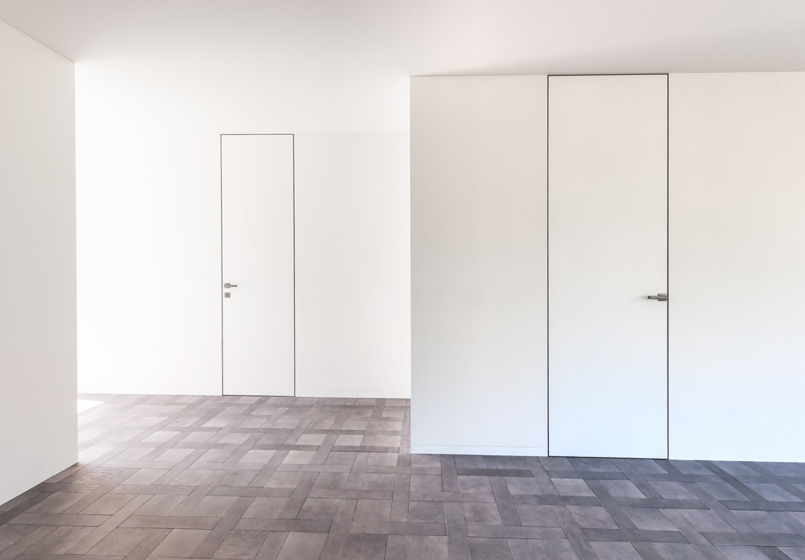 Porta Moderna filomuro Secret