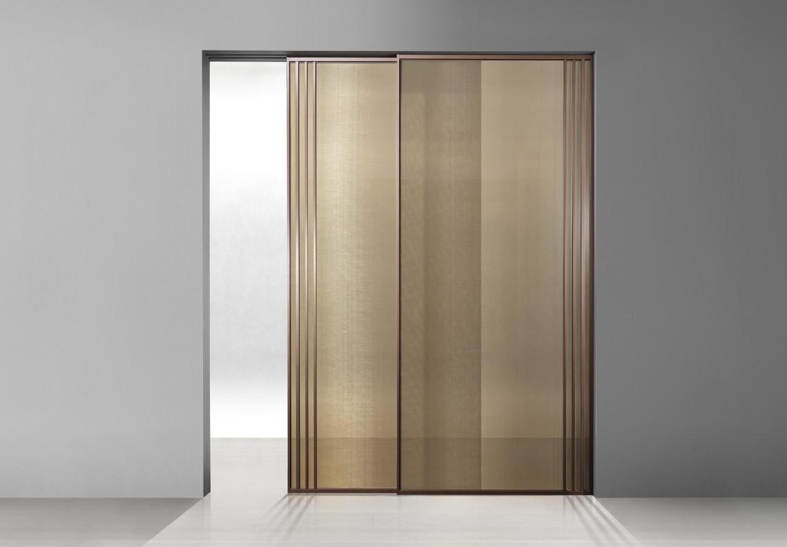 Porta moderna scorrevole