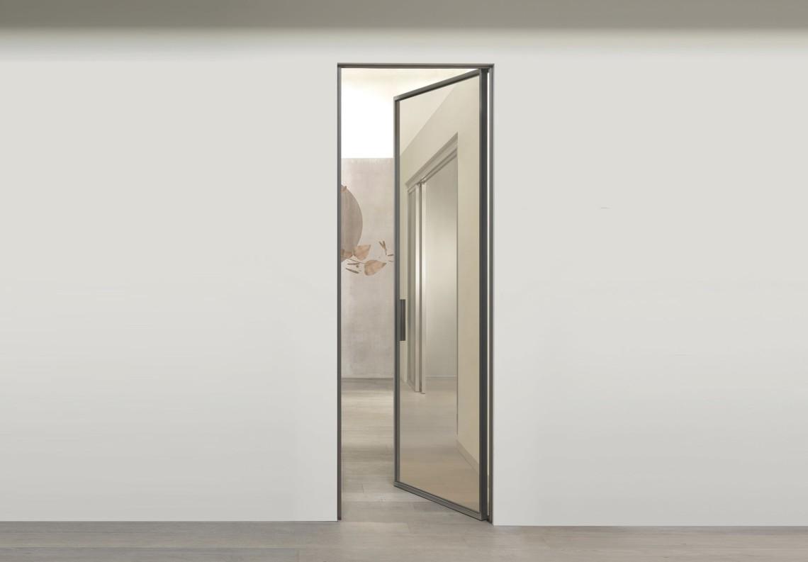 Porta moderna a battente TIP